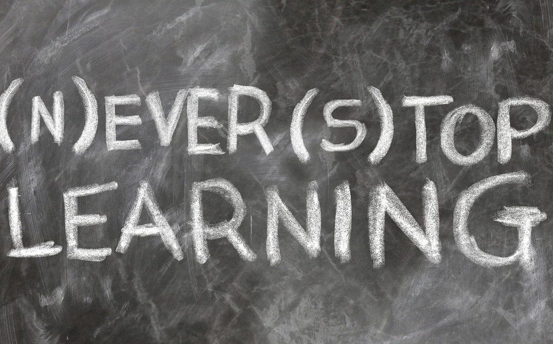 Nooit te oud om te leren