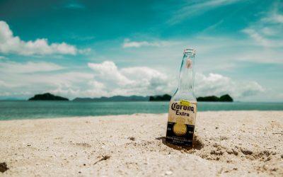 Wonen op een tropisch eiland