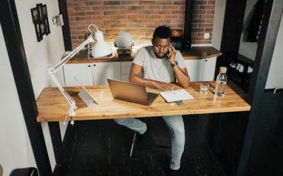 7 tips voor het creëren van dé perfecte thuiswerkplek